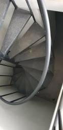 Escada caracol 32 degraus
