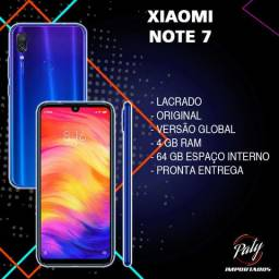 Note 7 // 64 GB // Lacrado // Versão Global //-Paty importados