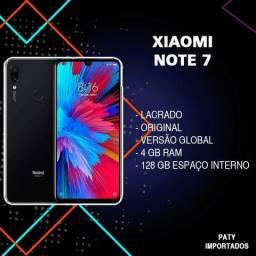 Xiaomi // Note 7 // 128GB // Promoção // Lançamento // Lacrado // Global // Pronta Entrega
