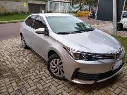 Corolla 2018 GLI 1.8 Flex Automático - 2018