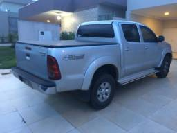 Hilux 2008 / Manual / SRV/ 3.0 Turbo diesel 4x4 - 2008