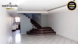 Sobrado à venda, 246 m² por R$ 650.000,00 - Jardim Las Vegas - Santo André/SP