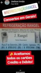 Refrigeração Rangel á mais de 40 anos prestando serviços com qualidade