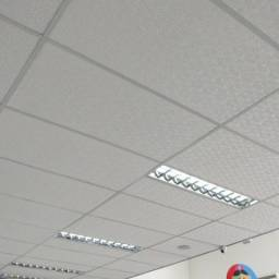 Título do anúncio: Forro Isopor Modular Branco A partir R$ 12,90m² > Casa Nur - O Outlet do Acabamento