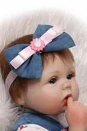 Bebê Reborn Boneca Realista
