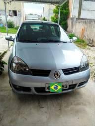 Clio Sedan 2006 1.0 16V completo - 2006