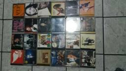 CD's usados em bom estado a partir de R$.5,00