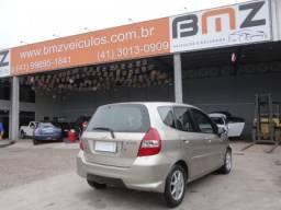 FIT 1.5 EX 16V FLEX 4P AUTOMÁTICO - 2008