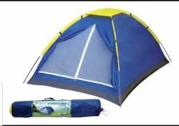 Barraca camping impermeável mor