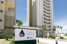 Apartamento com 3 dormitórios à venda, 80 m² por R$ 570.000 - Jardim Cinqüentenário - Pres