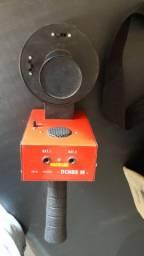 Detector iônico de ouro, prata e cobre Mineoro DCH85M