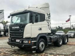 Scania G440 Traçado Automático Cabine G=3443 31320 31390<br>