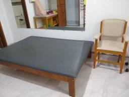 Tatame divã tablado fisioterapia