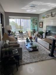 Apartamento no Candeal - 3/4 com 1 Suíte - 127 m² - Finamente Decorado - Varanda - 3 Vagas