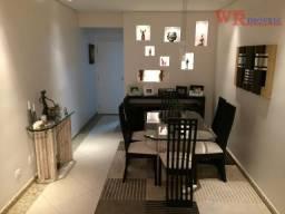 Apartamento com 2 dormitórios para alugar, 75 m² por R$ 2.300,00/mês - Baeta Neves - São B