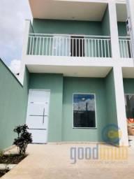 Casa à venda com 2 dormitórios em Jardim wanel ville iv, Sorocaba cod:CA0132