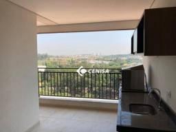 Apartamento com 3 dormitórios para alugar, 101 m² - Vila Almeida - Indaiatuba/SP