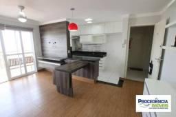 Apartamento com 3 dormitórios para alugar, 71 m² por R$ 1.600,00/mês - Higienópolis - São