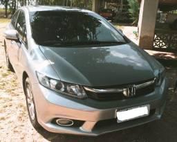 Honda Civic 2.0 Flexone EXT Prateado 2016