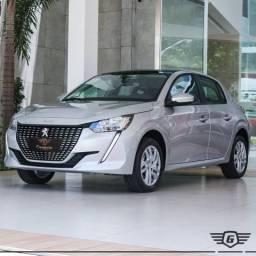 208 2020/2020 1.6 GRIFFE 16V FLEX 4P AUTOMÁTICO