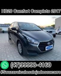 HB20 2017/2017 1.0 COMFORT 12V FLEX 4P MANUAL
