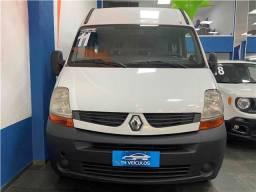 Renault Master 2.5 dci minibus l2h2 16 lugares 16v diesel 3p manual