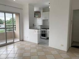 Apartamento com 2 dormitórios para alugar, 65 m² por R$ 1.456,80/mês - Jardim Hollywood -