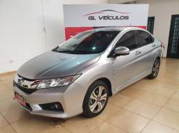 HONDA CITY 1.5 EX CVT 2015
