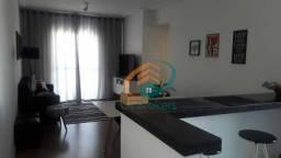 Apartamento com 2 dormitórios para alugar, 60 m² por R$ 2.327,00/mês - Ponte Grande - Guar