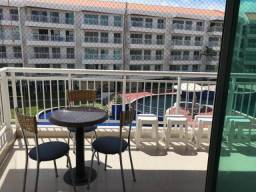 Apt° com 3 quartos à venda por R$ 385.000 - Porto das Dunas - Aquiraz/CE