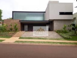 Sobrado com 4 dormitórios à venda, 486 m² por R$ 2.950.000,00 - Bonfim Paulista - Ribeirão