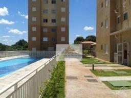 Apartamento com 2 dormitórios à venda, 46 m² por R$ 167.000 - Lagoinha - Ribeirão Preto/SP