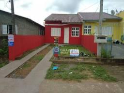 Casa com 2 dormitórios para alugar, 52 m² por R$ 750,00/mês - Rincão da Madalena - Gravata