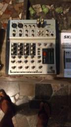 SkP mesa de som