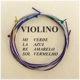 Mauro Calixto Violino