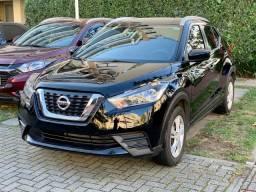 Nissan Kicks Automático Único Dono com GNV 5ª Geração