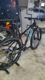 """Bicicleta Audax ADX 400 aro 29 tamanho M / 17"""" NF DE SETEMBRO 2020"""