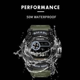 Relogio smartwatch esportivo masculino