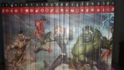 Coleção: Os Herois Mais Poderosos da Marvel (* Atenção Descrição)
