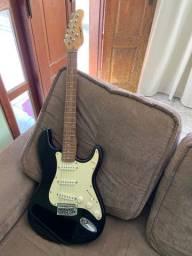 Amplificador Giannini G20 e Guitarra Trigger