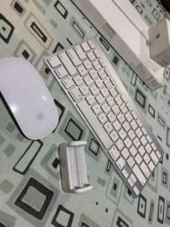 Apple Magic Teclado, Mouse E Carregador de pilhas original Na Caixa