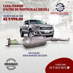 CATALISADOR ( FILTRO DE PARTÍCULAS DIESEL) ORIGINAL FORD
