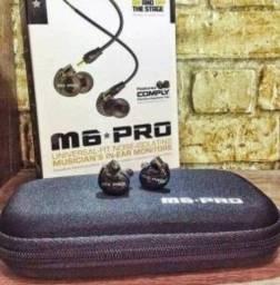 In ear M6 Pro na Caixa+case