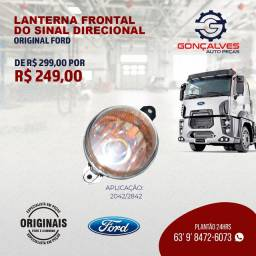 LATERNA  FRONTAL  DO SINAL DIRECIONAL ORIGINAL FORD