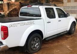 Nissan Frontier atack 4x2. manual Impecável