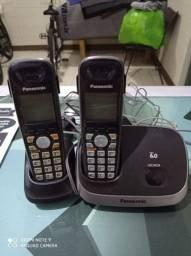 Telefone Panasonic base + 1ramal