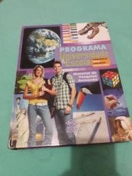 Livro universidade e escola