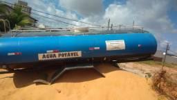 Tanque caminhão pipa 8 mil litros
