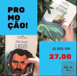 Livros com preços acessíveis