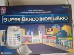 Brinquedo Banco Imobiliário